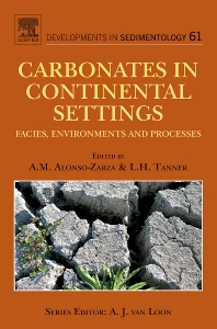 Cover image for Carbonates in Continental Settings