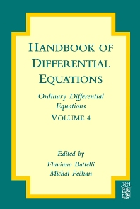 Handbook of Differential Equations: Ordinary Differential Equations, 1st Edition,Flaviano Battelli,Michal Feckan,ISBN9780444530318
