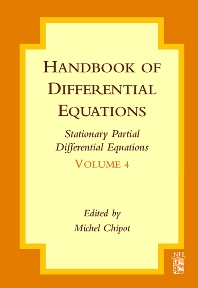 Handbook of Differential Equations: Stationary Partial Differential Equations, 1st Edition,Michel Chipot,ISBN9780444530363