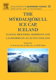 Cover image for The Myrdalsjokull Ice Cap, Iceland