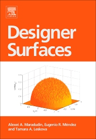Cover image for Designer Surfaces