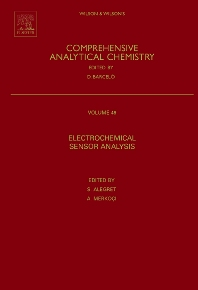 Cover image for Electrochemical Sensor Analysis