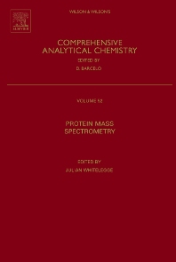 Protein Mass Spectrometry - 1st Edition - ISBN: 9780444530554, 9780080932033
