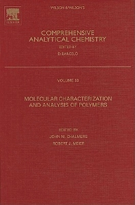 Molecular Characterization and Analysis of Polymers, 1st Edition,John Chalmers,Robert Meier,ISBN9780444530561
