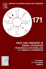 Past and Present in DeNOx Catalysis: From Molecular Modelling to Chemical Engineering, 1st Edition,Pascal Granger,Vasile Pârvulescu,ISBN9780444530585