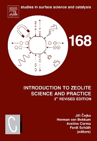 Introduction to Zeolite Molecular Sieves, 3rd Edition,Jiri Cejka,Herman van Bekkum,A. Corma,F. Schueth,ISBN9780444530639