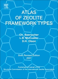 Cover image for Atlas of Zeolite Framework Types