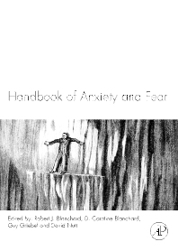 Cover image for Handbook of Anxiety and Fear