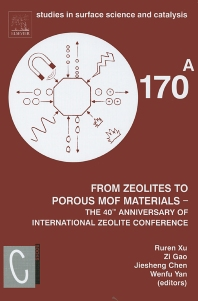 From Zeolites to Porous MOF Materials - the 40th Anniversary of International Zeolite Conference, 2 Vol Set