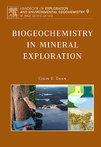 Cover image for Biogeochemistry in Mineral Exploration