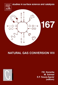 Cover image for Natural Gas Conversion VIII