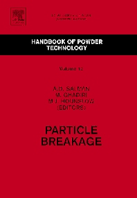 Cover image for Particle Breakage