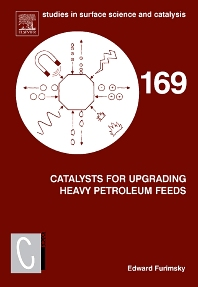 Cover image for Catalysts for Upgrading Heavy Petroleum Feeds