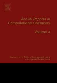 Annual Reports in Computational Chemistry, 1st Edition,David Spellmeyer,Ralph Wheeler,ISBN9780444530882