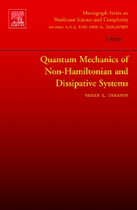 Quantum Mechanics of Non-Hamiltonian and Dissipative Systems, 1st Edition,Vasily Tarasov,ISBN9780444530912