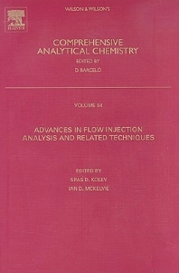 Cover image for Advances in Flow Injection Analysis and Related Techniques