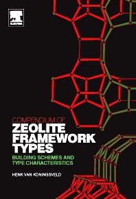 Cover image for Compendium of Zeolite Framework Types