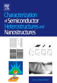 Cover image for Characterization of Semiconductor Heterostructures and Nanostructures