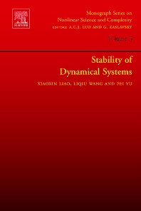 Stability of Dynamical Systems, 1st Edition,Xiaoxin Liao,L.Q. Wang,P. Yu,ISBN9780444531100