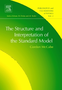 Cover image for The Structure and Interpretation of the Standard Model
