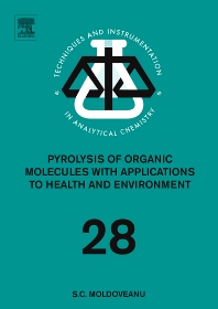 Pyrolysis of Organic Molecules, 1st Edition,Serban Moldoveanu,ISBN9780444531131