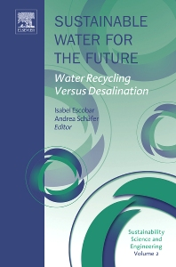 Sustainable Water for the Future, 1st Edition,Isabel Escobar,Andrea Schäfer,ISBN9780444531155