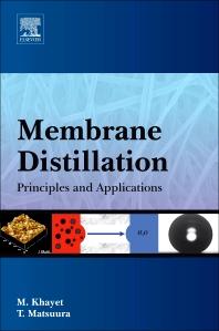 Membrane Distillation, 1st Edition,Mohamed Khayet Souhaimi,T. Matsuura,ISBN9780444531261
