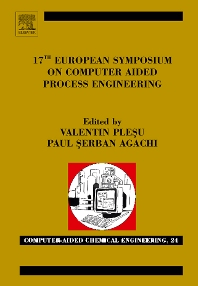 Cover image for 17th European Symposium on Computed Aided Process Engineering