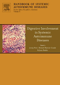 Cover image for Digestive Involvement in Systemic Autoimmune Diseases