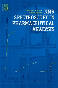 Cover image for NMR Spectroscopy in Pharmaceutical Analysis