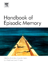 Cover image for Handbook of Episodic Memory