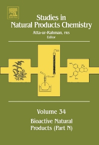 Studies in Natural Products Chemistry, 1st Edition, Atta-ur-Rahman,ISBN9780444531803