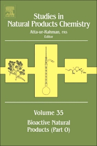Studies in Natural Products Chemistry, 1st Edition, Atta-ur-Rahman,ISBN9780444531810