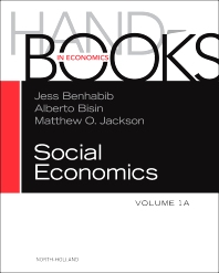 Handbook of Social Economics - 1st Edition - ISBN: 9780444531872, 9780080932446