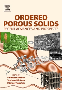 Cover image for Ordered Porous Solids