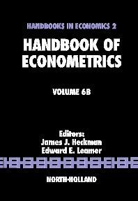 Handbook of Econometrics, 1st Edition,James Heckman,Edward Leamer,ISBN9780444532008