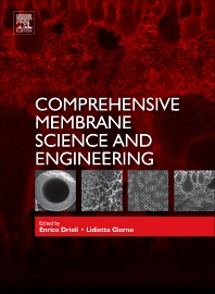 Comprehensive Membrane Science and Engineering - 1st Edition - ISBN: 9780444532046, 9780080932507