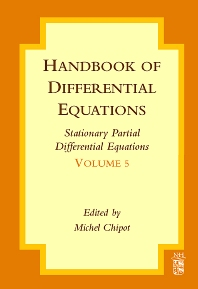 Handbook of Differential Equations: Stationary Partial Differential Equations - 1st Edition - ISBN: 9780444532176, 9780080557311