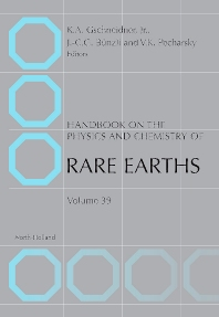 Handbook on the Physics and Chemistry of Rare Earths - 1st Edition - ISBN: 9780444532213, 9780080932583