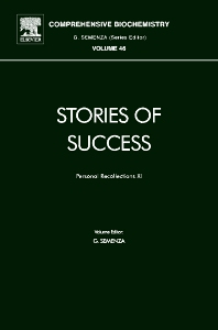 Stories of Success, 1st Edition,Giorgio Semenza,ISBN9780444532251