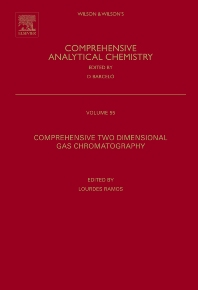 Comprehensive two dimensional gas chromatography, 1st Edition,Lourdes Ramos,ISBN9780444532374