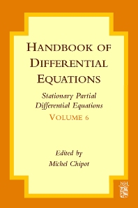 Handbook of Differential Equations: Stationary Partial Differential Equations - 1st Edition - ISBN: 9780444532411, 9780080560595