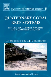 Cover image for Quaternary Coral Reef Systems