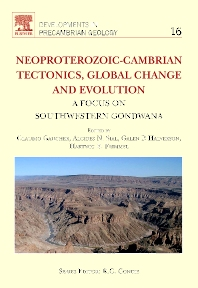 Cover image for Neoproterozoic-Cambrian Tectonics, Global Change and Evolution