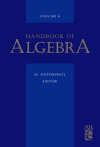 Book Series: Handbook of Algebra