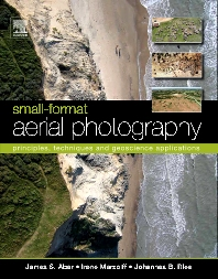 Cover image for Small-Format Aerial Photography