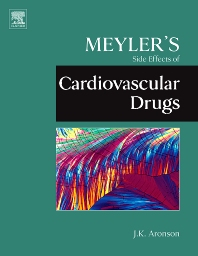 Meyler's Side Effects of Cardiovascular Drugs, 1st Edition,Jeffrey K. Aronson,ISBN9780444532688
