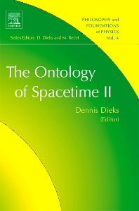 The Ontology of Spacetime II, 1st Edition,Dennis Dieks,ISBN9780444532756