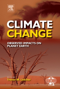 Climate Change, 1st Edition,Trevor Letcher,ISBN9780444533012