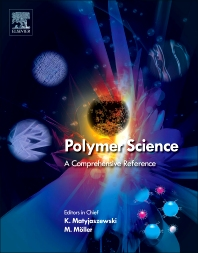 Cover image for Polymer Science: A Comprehensive Reference